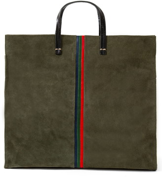 Clare Vivier Simple Leather Tote
