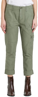 Frame Cropped Cargo Pants