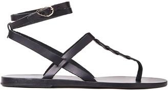 Ancient Greek Sandals Estia Links Leather Sandals