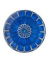 Hermes Bleus d'Ailleurs Bread & Butter Plate