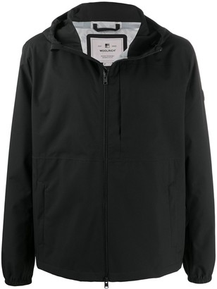 Woolrich Lightweight Hooded Jacket