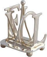 Corbell Silver Company Inc. Silver-Plated Love Toast Rack