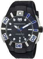 Technomarine Men's 'Reef' Quartz Stainless Steel and Silicone Casual Watch
