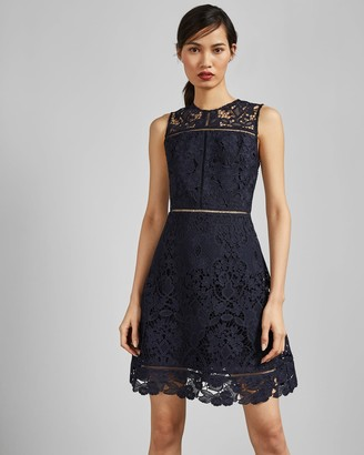 Ted Baker A-line Lace Tunic