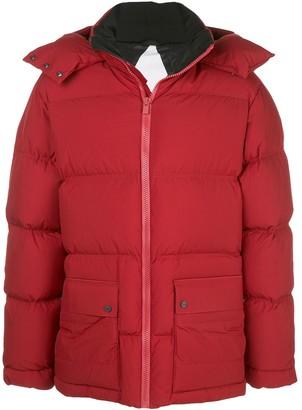 Aztech Mountain Puffer Coat