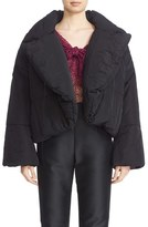 Isa Arfen Women's 'Short Puffa' Jacket