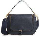Anya Hindmarch Vere Maxi Leather Satchel - Blue