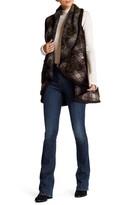 Luma Wool Blend Sleeveless Coat