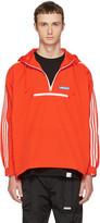 adidas Orange Tennoji Windbreaker Jacket