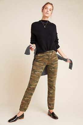 Sanctuary Camo Joggers By in Green Size 22W