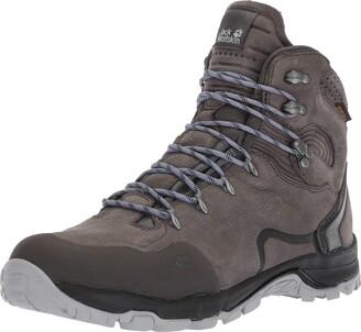 Jack Wolfskin Women's Altiplano Prime Texapore Mid W Trail Running Shoe