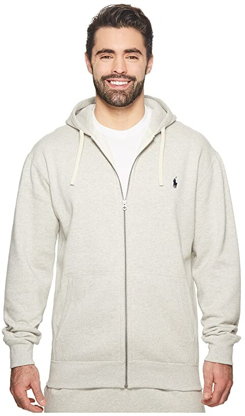 Zip Bigamp; Classic Hoodie Tall Fleece Full DHIYbEWe29