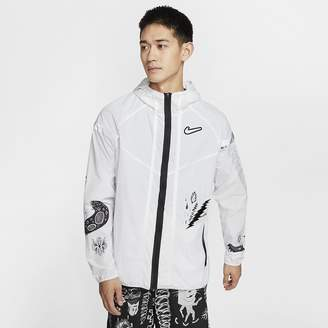 Nike Men's Running Jacket Windrunner Wild Run