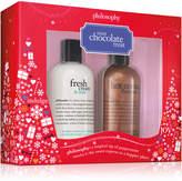 philosophy 2-Pc. Mint Chocolate Treat Gift Set