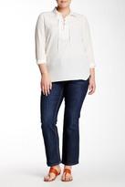Melissa McCarthy Slim Bootcut Jean (Plus Size)