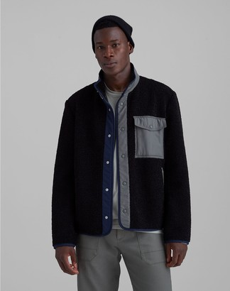 Club Monaco Sherpa Jacket
