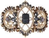 Jenny Packham Crystal & Stone Cuff Bracelet