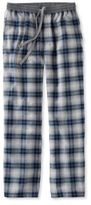 L.L. Bean Bean's Flannel Sleep Pants