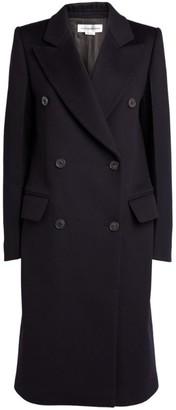 Victoria Beckham Wool-Cashmere Coat