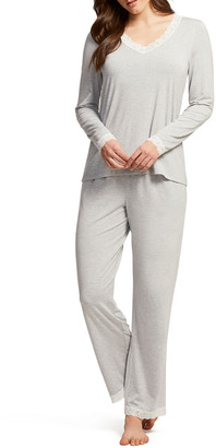 Fleurt Long-Sleeve Pajama Set