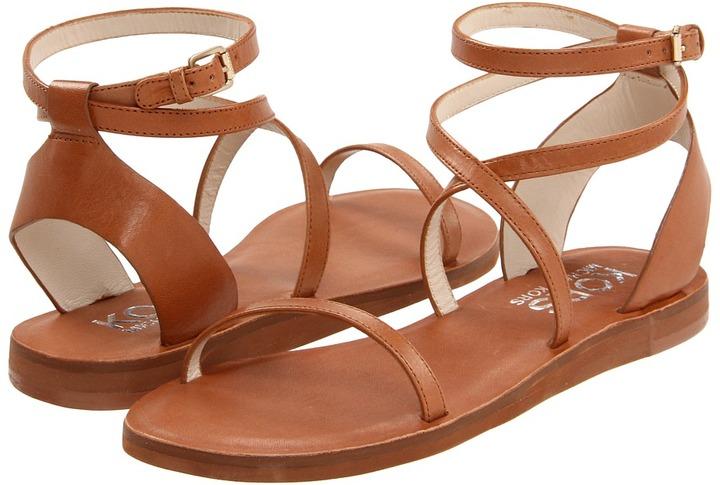 KORS Rosemary (Luggage Vachetta) - Footwear