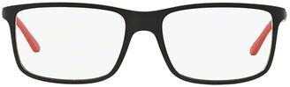Polo Ralph Lauren Rectangular Frame Glasses