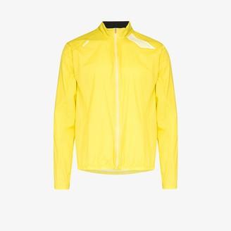 Soar Yellow Ultra Rain 2.0 running performance jacket