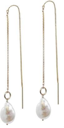 Kozakh Genesis Threader Earrings