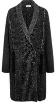 Sonia Rykiel Double-Breasted Stretch Wool-Blend Coat