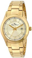 Lucien Piccard Women's LP-12763-YG-10 Vienna Stainless Steel Watch
