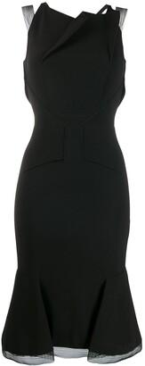 Roland Mouret A.N.G.E.L.O. Vintage Cult 2000's dress