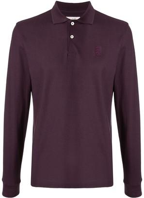 Kent & Curwen Three Lions pique polo shirt