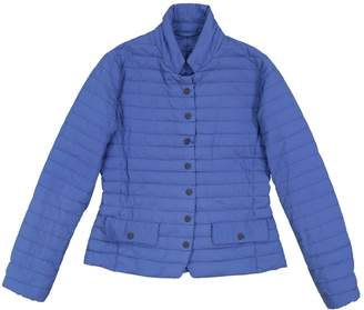 Duvetica Blue Synthetic Jackets