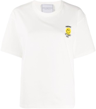 Philosophy di Lorenzo Serafini Happy Without You T-shirt