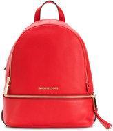 Michael Kors Rhea backpack - women - Leather - One Size