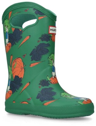 Hunter First Pull-On Peter Wellington Boots