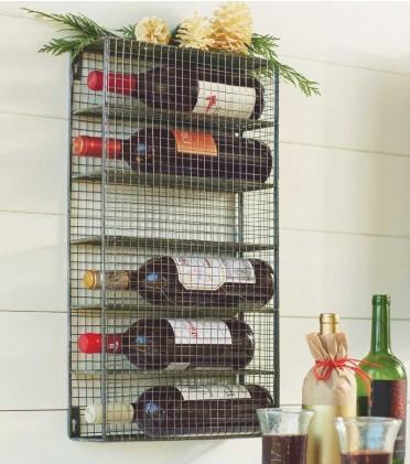 Viva Terra Wine Cage