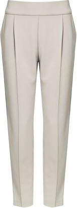 Wallis Grey Relaxed Pull On Trouser