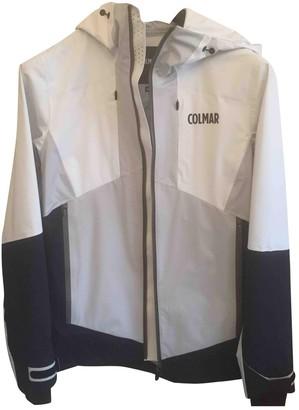 Colmar Multicolour Leather Jacket for Women