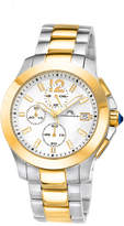Porsamo Bleu Women's Women's Harper Two-Tone Chronograph Watch