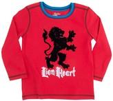 Hatley Lion Heart Graphic Long Sleeve Tee (Toddler, Little Boys, & Big Boys)