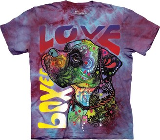The Mountain Boxer Love T-Shirt 5X-Large