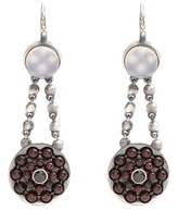 Bottega Veneta Stone drop earrings