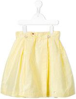Valmax Kids - wrap front skater skirt - kids - Cotton/Polyester/Viscose - 4 yrs