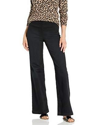 NYDJ Women's Pull ON Wide Leg Jean