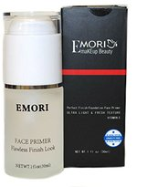 Emori Photo Finish Face Primer (Transparent) 1 Fluid Ounce - Face Foundation Base