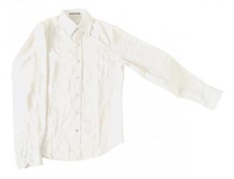 Brandy Melville White Cotton Shirts