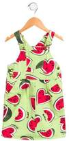 Moschino Girls' Watermelon Print Dress