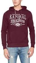 Kaporal Men's Mikky Hooded Sweatshirt