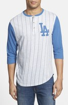 Red Jacket 'Los Angeles Dodgers - Double Play' Jersey Henley